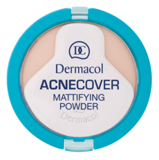 Acnecover mattifying compact powder