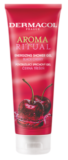 Aroma Ritual Energizing Hand Cream - Black Cherry