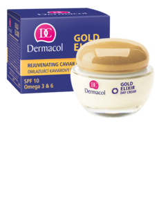Gold Elixir Rejuvenating Caviar Day Cream