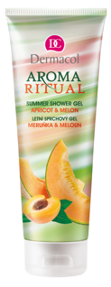 Aroma Ritual Summer Shower gel Apricot and Melon